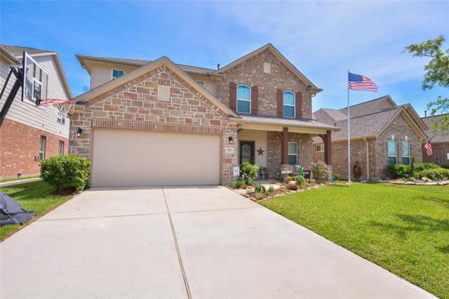 9111 Newcroft Court, Tomball, TX 77375 (MLS #22973443) :: Texas Home Shop Realty