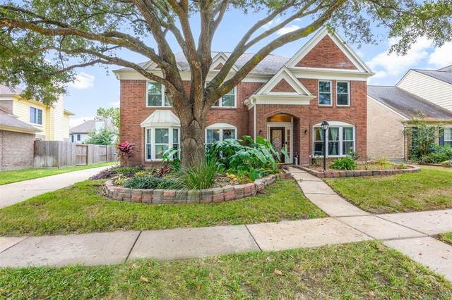 18514 Fawn Run Lane, Houston, TX 77084 (MLS #22982326) :: The Bly Team