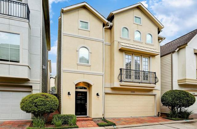 2206 Hilshire Terrace Court, Houston, TX 77080 (MLS #22982387) :: Giorgi Real Estate Group