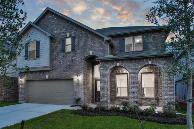 14110 Harmony Ridge Trail, Pearland, TX 77584 (MLS #22983934) :: NewHomePrograms.com LLC
