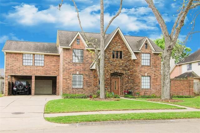 2114 Quarterpath Drive, Richmond, TX 77406 (MLS #2299205) :: The SOLD by George Team
