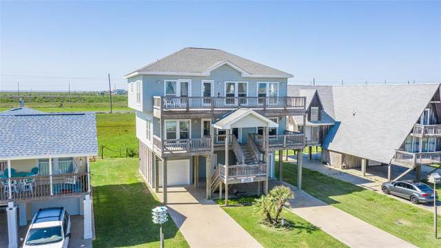 12916 John Reynolds Road, Galveston, TX 77554 (MLS #22999180) :: Guevara Backman