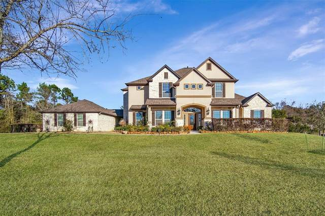 14710 Turquoise Court, Willis, TX 77378 (MLS #23023398) :: The Home Branch