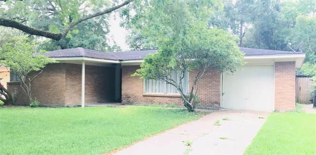 8726 Bob White Drive, Houston, TX 77074 (MLS #23033927) :: Guevara Backman