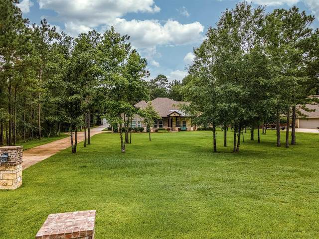 11508 Kirstens Court, Montgomery, TX 77316 (MLS #2303649) :: My BCS Home Real Estate Group