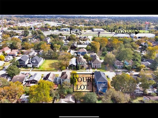 501 B/C Cordell Street, Houston, TX 77009 (MLS #23042654) :: Michele Harmon Team
