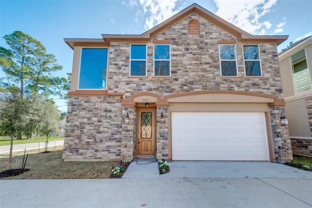 7703 Shannon Drive, Houston, TX 77055 (MLS #23067975) :: Texas Home Shop Realty