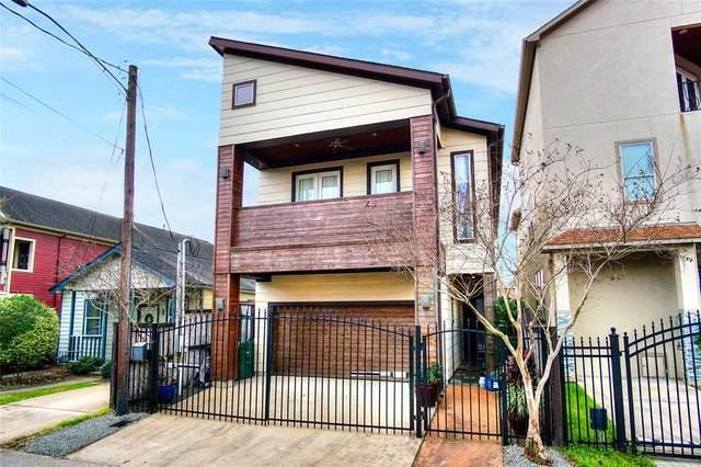 1033 Herkimer Street, Houston, TX 77008 (MLS #23068490) :: Ellison Real Estate Team