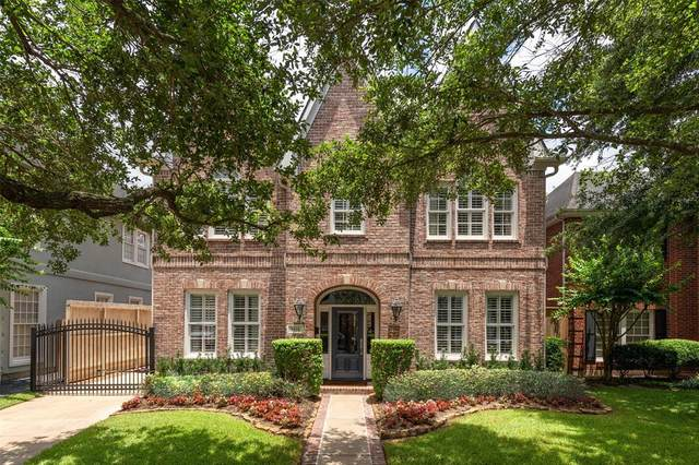 3816 Marquette Street, Houston, TX 77005 (MLS #23069874) :: The Bly Team