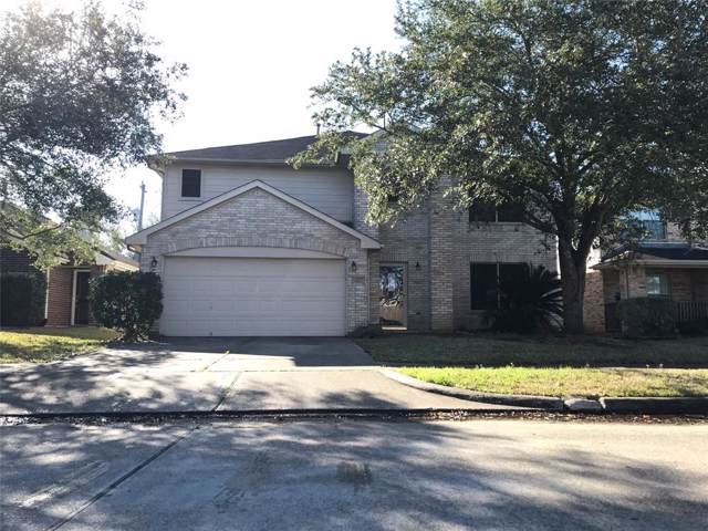 7803 Hunters Peak Lane, Baytown, TX 77523 (MLS #23080980) :: The Queen Team