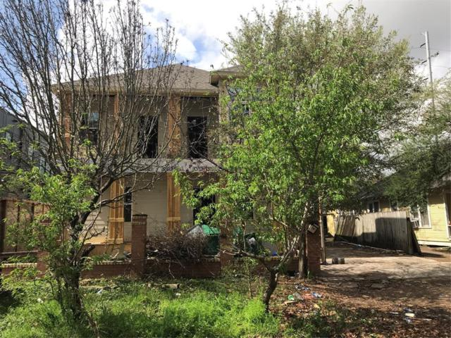 711 Allston Street, Houston, TX 77007 (MLS #2309940) :: The Collective Realty Group
