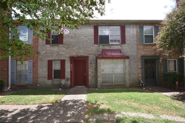 4070 Belle Park Drive #4070, Houston, TX 77072 (MLS #23099752) :: Giorgi Real Estate Group