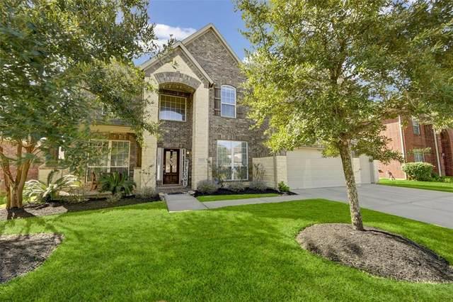 22115 Bridgestone Hawk Court, Spring, TX 77388 (MLS #23099770) :: Parodi Group Real Estate