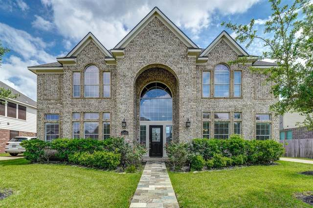 12416 Pepper Creek Lane, Pearland, TX 77584 (MLS #23104463) :: Ellison Real Estate Team