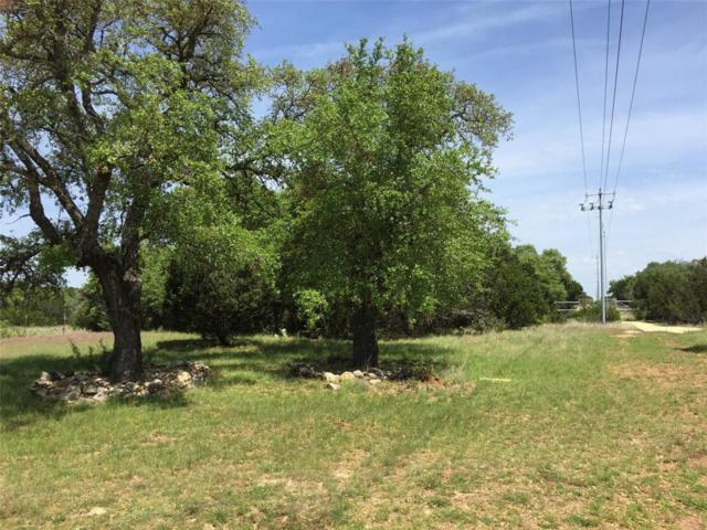 00 Ellen Halbert Dr, Burnet, TX 78611 (MLS #2311053) :: The Heyl Group at Keller Williams