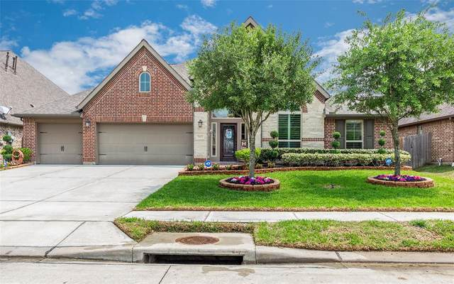 3423 Ashton Springs Lane, Pearland, TX 77584 (MLS #23111712) :: The Freund Group