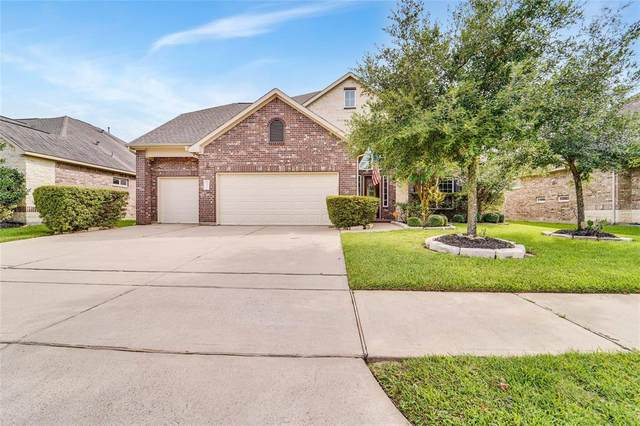24915 Ginger Ranch Drive, Katy, TX 77494 (MLS #23116495) :: Giorgi Real Estate Group