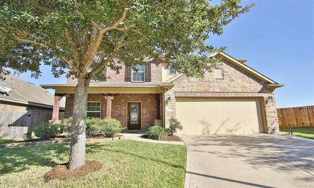 2110 Croxley Cove, Rosenberg, TX 77471 (MLS #23126983) :: The Bly Team