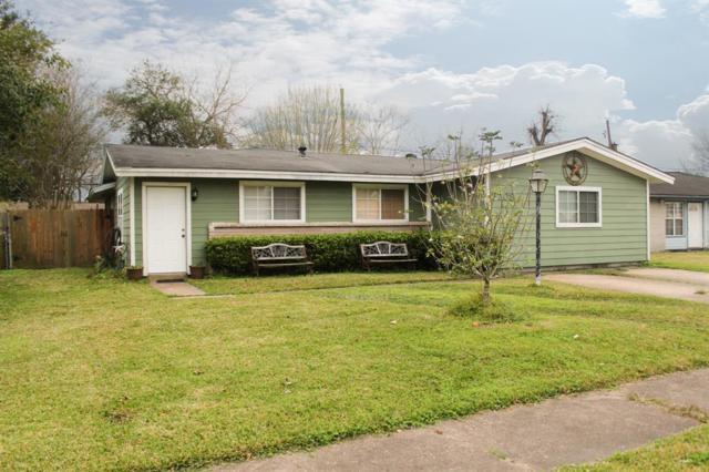 3708 Ramsey Drive, Pasadena, TX 77503 (MLS #23130014) :: The Kevin Allen Jones Home Team