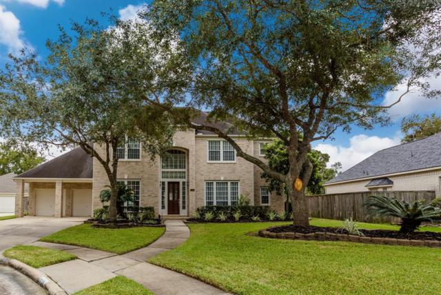 7538 Guinevere Drive, Sugar Land, TX 77479 (MLS #23131473) :: The Sansone Group