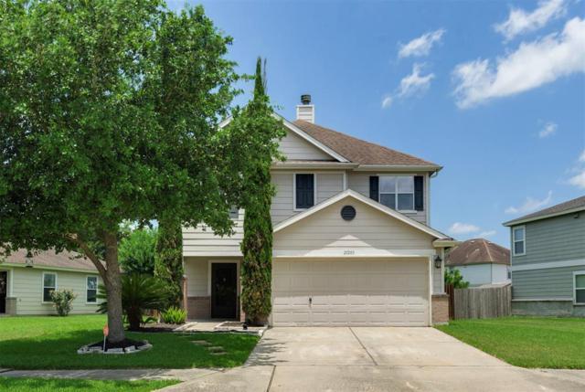 21203 Misty Brook Bend Lane, Spring, TX 77379 (MLS #23132321) :: Green Residential