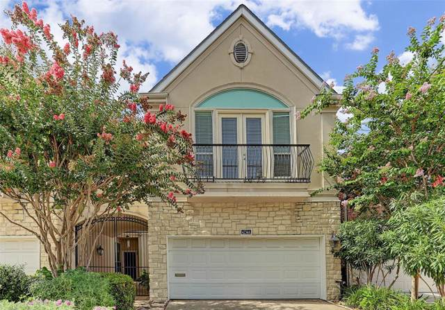 4234 Drake Street A, Houston, TX 77005 (MLS #23136220) :: Texas Home Shop Realty