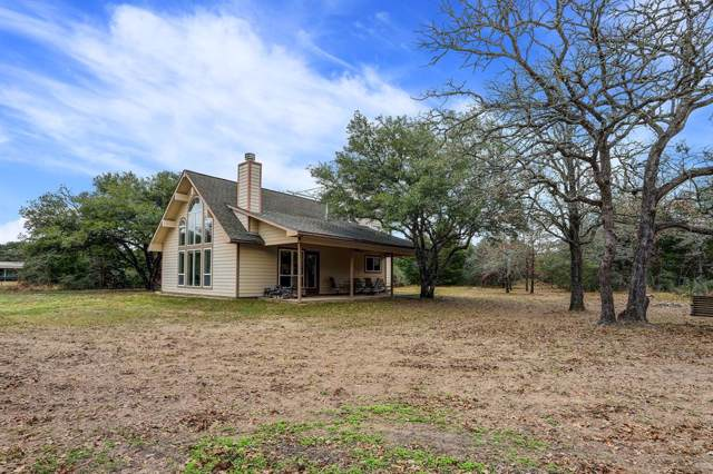 3625 Round Top Road, Round Top, TX 78954 (MLS #23138294) :: CORE Realty