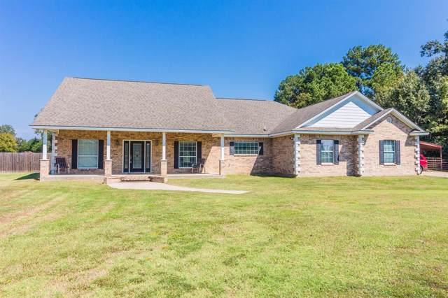 212 Evans Gann Road, Hudson, TX 75904 (MLS #23138779) :: Caskey Realty