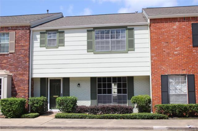 12647 Rip Van Winkle Drive #25, Houston, TX 77024 (MLS #23146486) :: The Home Branch