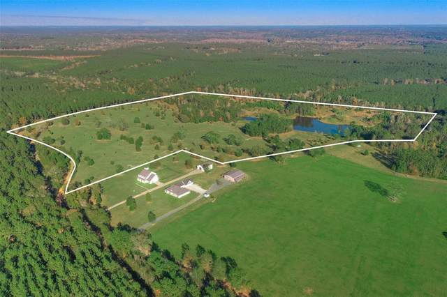 TBD County Road 2175, Woodville, TX 75979 (MLS #2314671) :: The Freund Group
