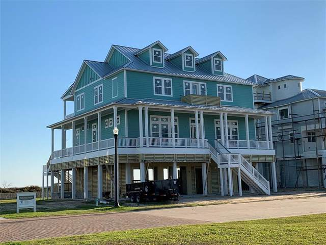 11707 Beachside, Galveston, TX 77554 (MLS #23147870) :: The Heyl Group at Keller Williams