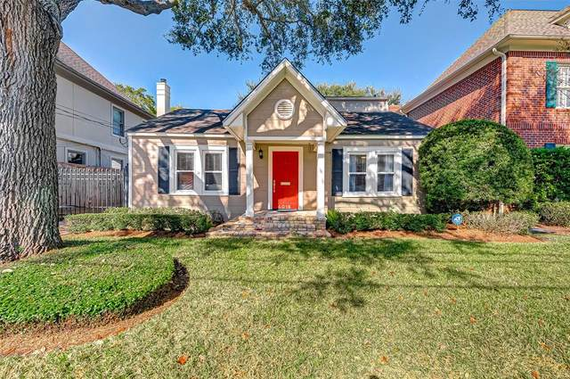 4016 Villanova Street, West University Place, TX 77005 (MLS #23161082) :: The Home Branch