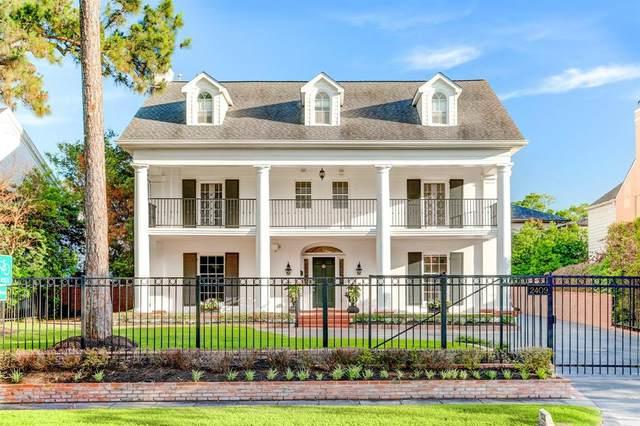2409 Inwood Drive, Houston, TX 77019 (MLS #23192637) :: Texas Home Shop Realty