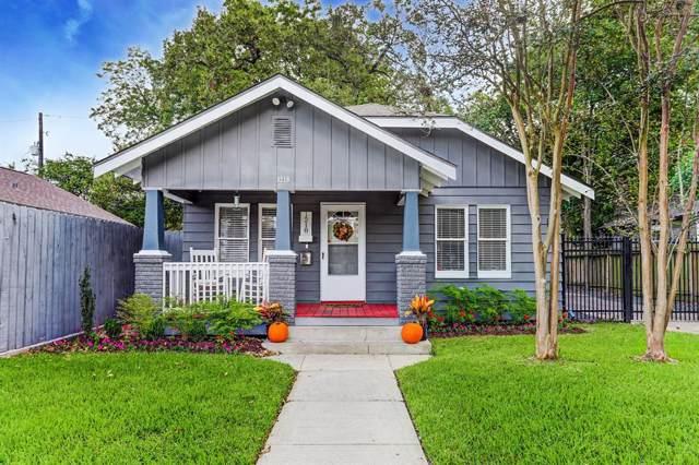 1218 Studewood Street, Houston, TX 77008 (MLS #23197710) :: The Jill Smith Team