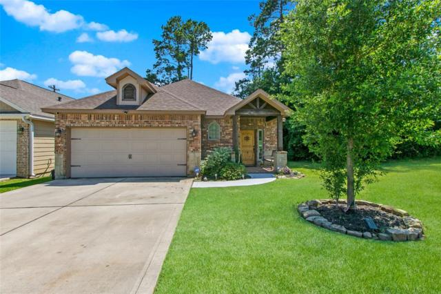 123 Moonspinner, Conroe, TX 77356 (MLS #23199729) :: JL Realty Team at Coldwell Banker, United