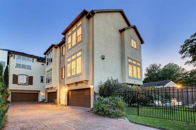1607 Haddon Street C, Houston, TX 77006 (MLS #23201011) :: Keller Williams Realty