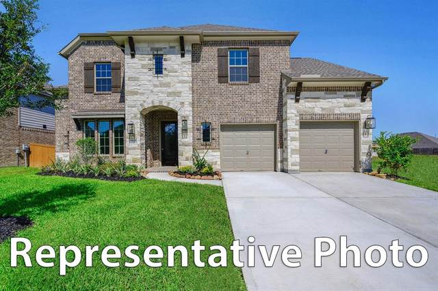 9006 Bright Harbor Drive, Cypress, TX 77433 (MLS #23202201) :: Guevara Backman
