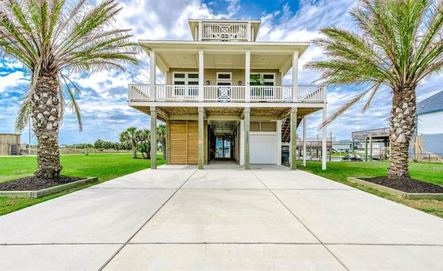 22212 Cantina Drive, Galveston, TX 77554 (MLS #23209992) :: The Queen Team