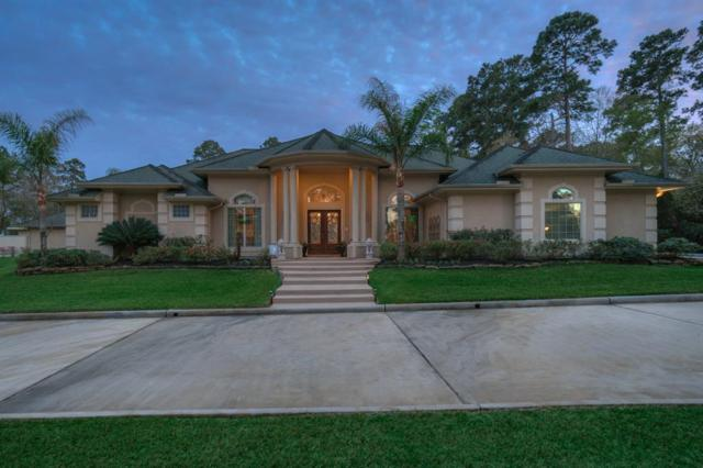 11 Turtle Cove Court, Kingwood, TX 77346 (MLS #23220270) :: The SOLD by George Team