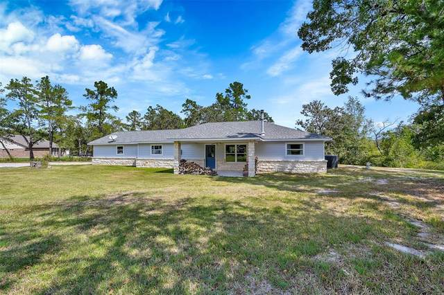 156 Utley Road, Huntsville, TX 77320 (MLS #23221098) :: Caskey Realty