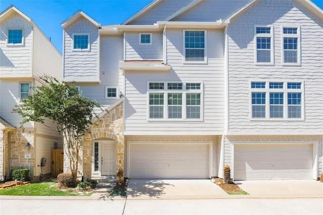 3323 Leading Point Drive, Houston, TX 77091 (MLS #23222650) :: Caskey Realty
