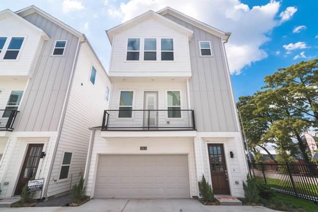 416 W 28th Street B, Houston, TX 77008 (MLS #23231729) :: Texas Home Shop Realty