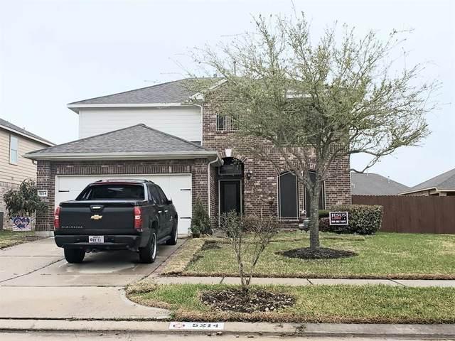 5214 Jay Thrush Drive, Richmond, TX 77407 (MLS #23234099) :: Lisa Marie Group | RE/MAX Grand