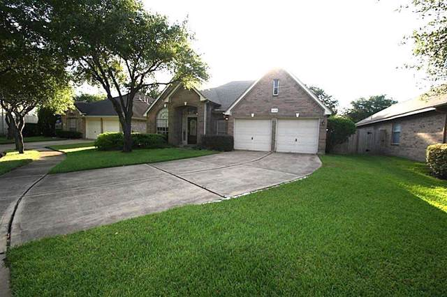 3018 Pecan Wood Drive, Missouri City, TX 77459 (MLS #23235428) :: The Sansone Group