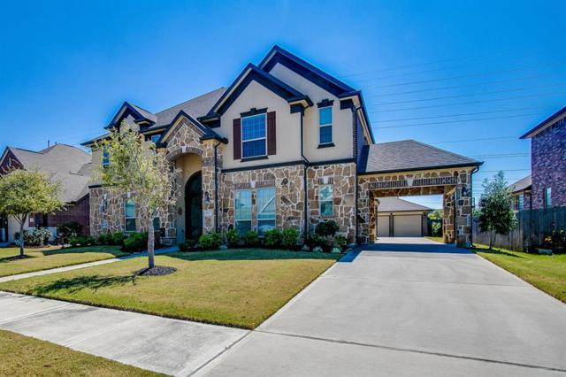 5907 White River Pass Lane, Sugar Land, TX 77479 (MLS #23236546) :: The SOLD by George Team