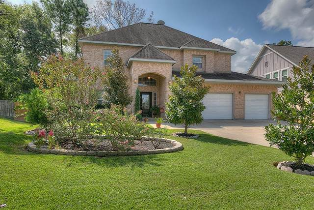 211 April Waters Drive W, Conroe, TX 77356 (MLS #23238482) :: Homemax Properties