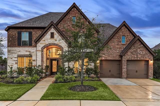 2420 Copper Sky Drive, Pearland, TX 77584 (MLS #23251682) :: The Jennifer Wauhob Team