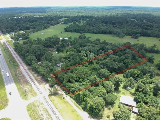 152 County Road 377, Cleveland, TX 77327 (MLS #23253767) :: The SOLD by George Team