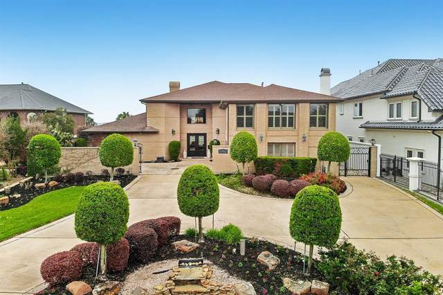 106 Twin Oaks Way, Kemah, TX 77565 (MLS #23269740) :: Ellison Real Estate Team