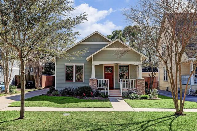 626 E 13th 1/2 Street, Houston, TX 77008 (MLS #23269856) :: Texas Home Shop Realty